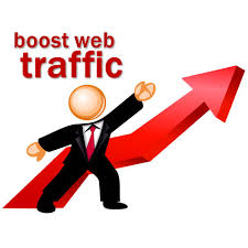 drive real TRAFFIC to your website for 60 days