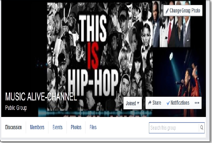 do tremendous Soundcloud promotion on our facebook channel