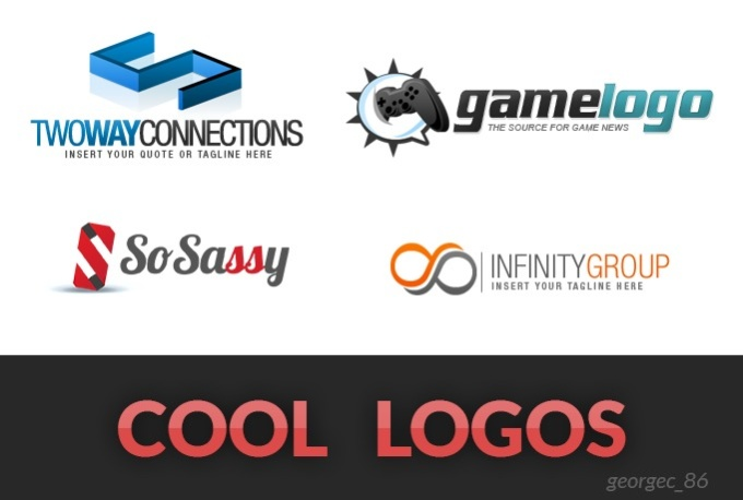 design awesome logos for your business or app