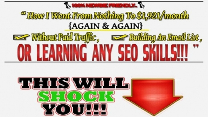 Show You How To Make $1921 Per Month Again & Again