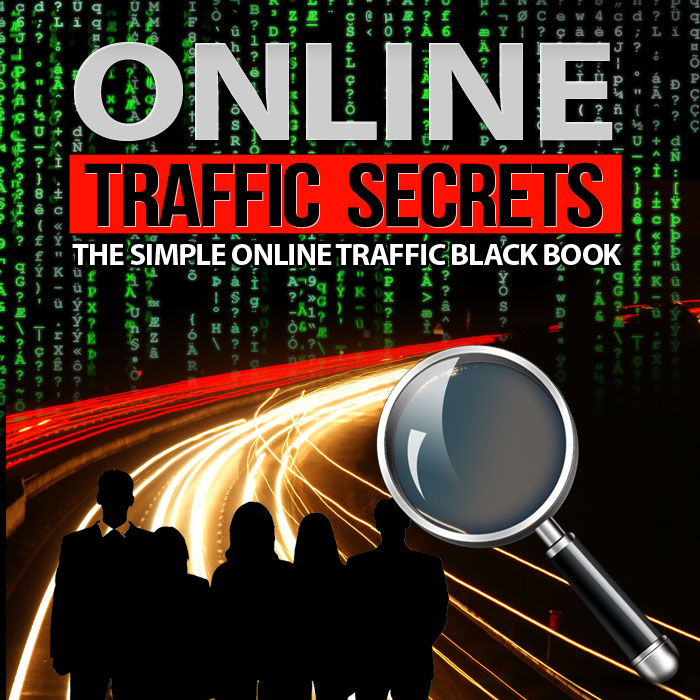 give you ebook Online Traffic Secrets