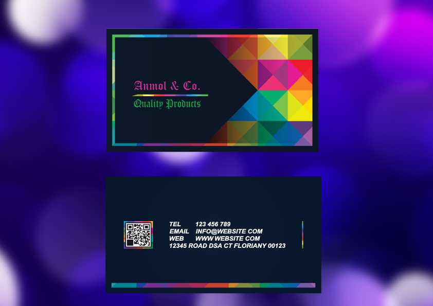 Design Logos And Business Cards For You