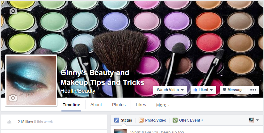 create a Facebook page and provide the first 200 likes