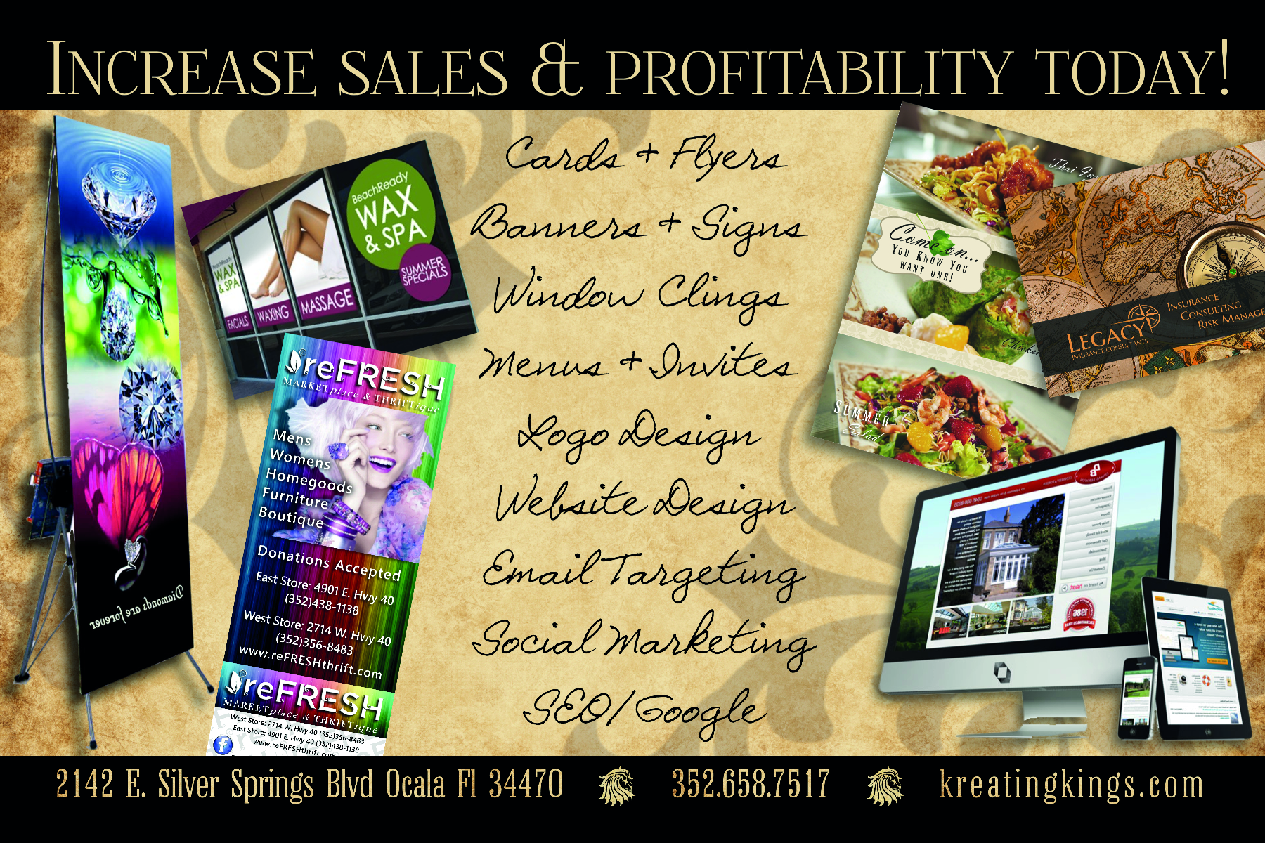 create a Church flyer for your event