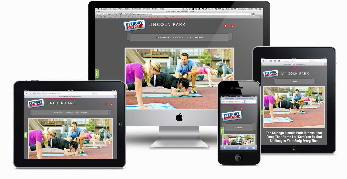design and Develop fully Responsive Website