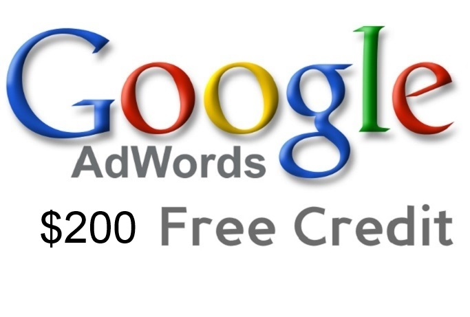 Give 200 USD Google Adwords Promotional Coupon Code Voucher 2x100 Promo Coupons