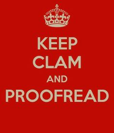 proofread any document up to 900 words within 24 hours