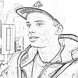 change your photo into a sketch drawing using photoshop