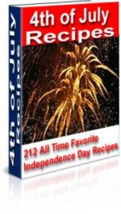give you an online on 4th of July Recipes