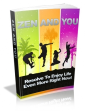 sell you an online guide to Zen And You