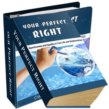 sell you an online guide to Your Perfect Right
