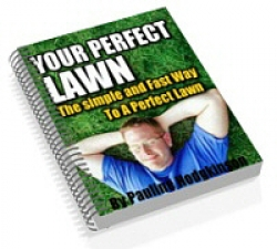 sell you an online guide Your Perfect Lawn