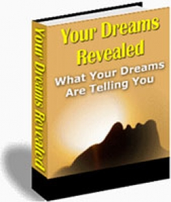 sell you an online guide on Your Dreams Revealed