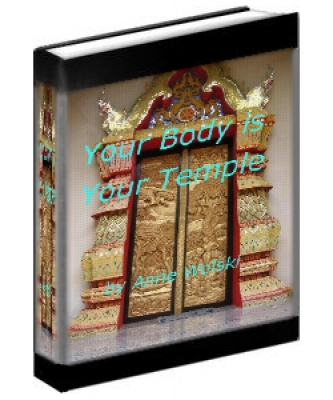 sell you an online guide on Your Body Is Your Temple