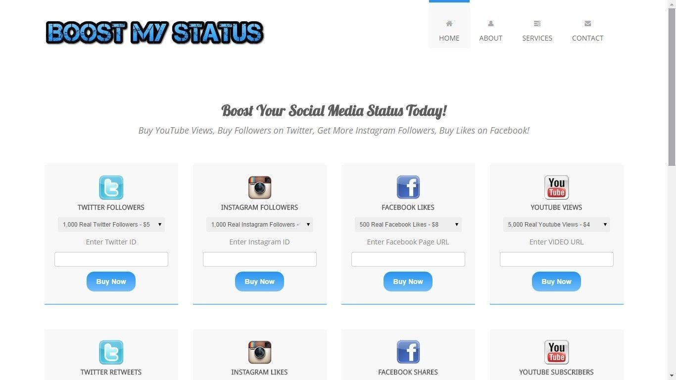 Give You A Social Media Business Website Script With A Supplier List Installation Available See Extras