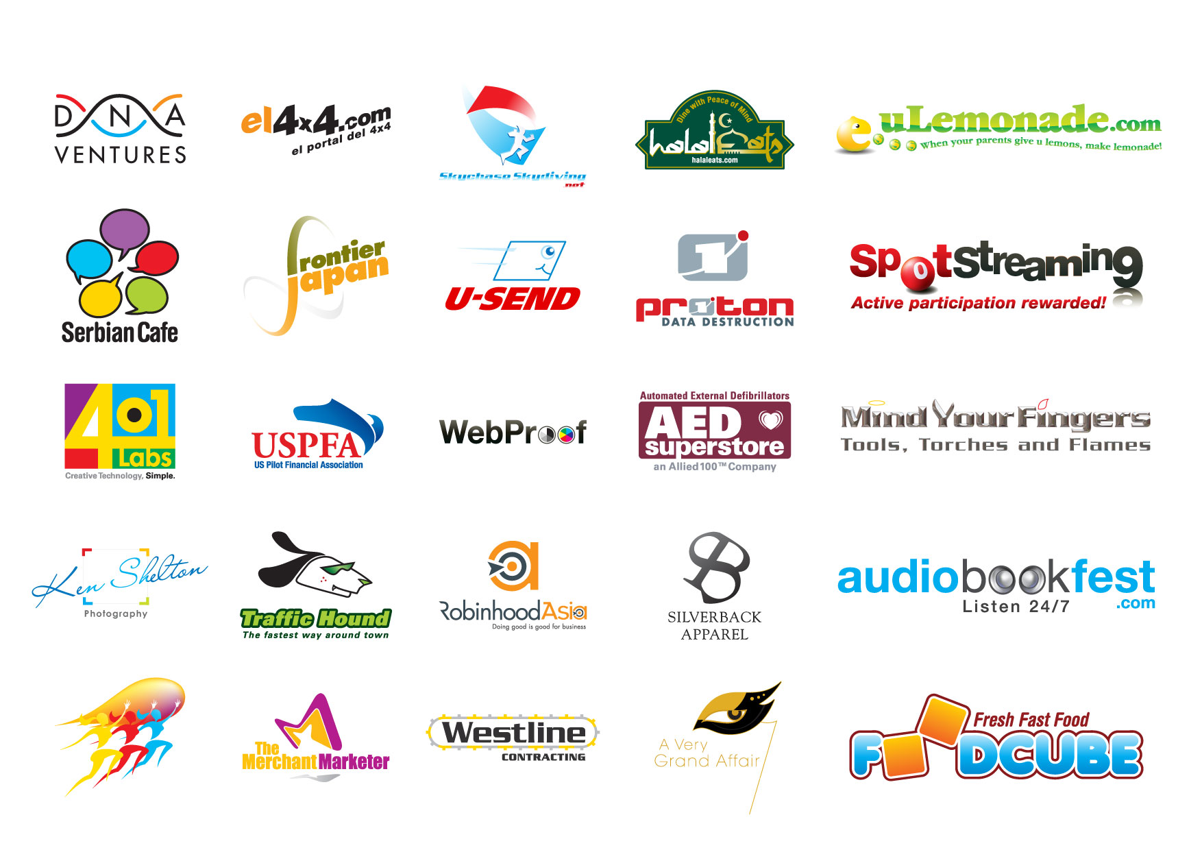 design AWESOME logo design in 48 hours