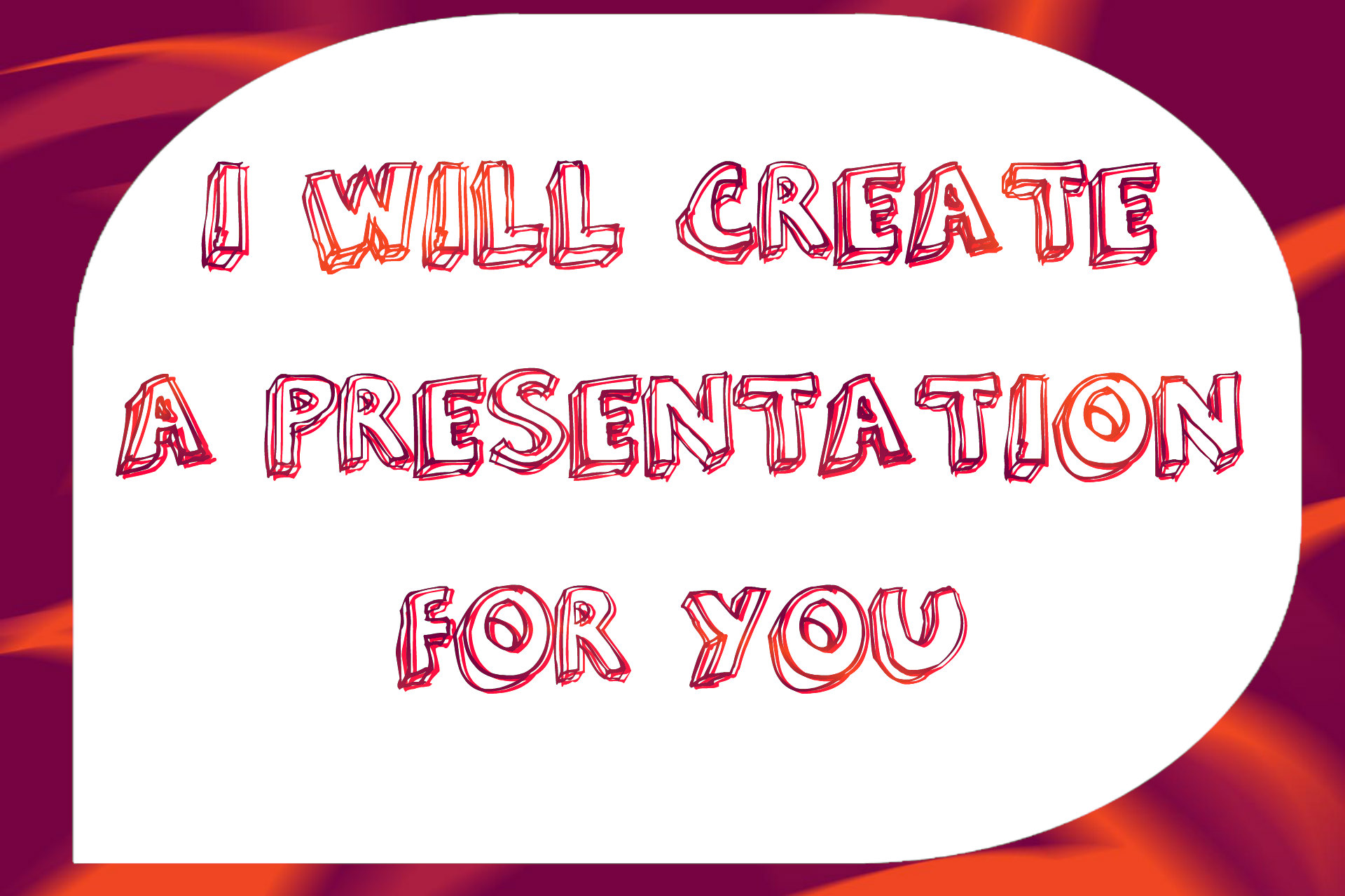 create a power point presentation