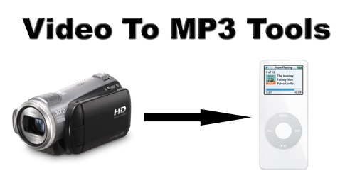 convert video file to .mp3