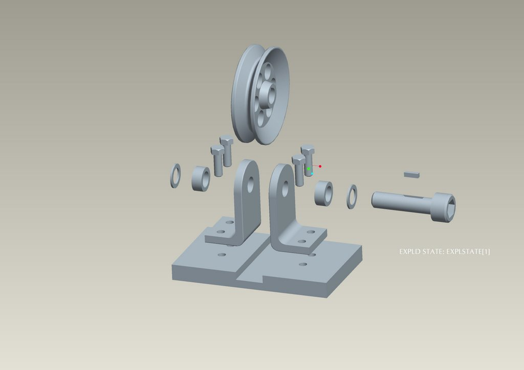 do 3D modelling and 2D drawings in solid works