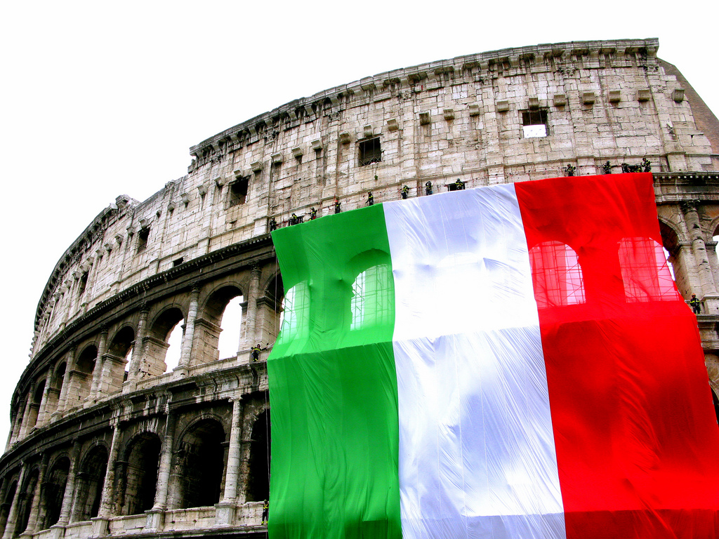 chat with you in Italian for