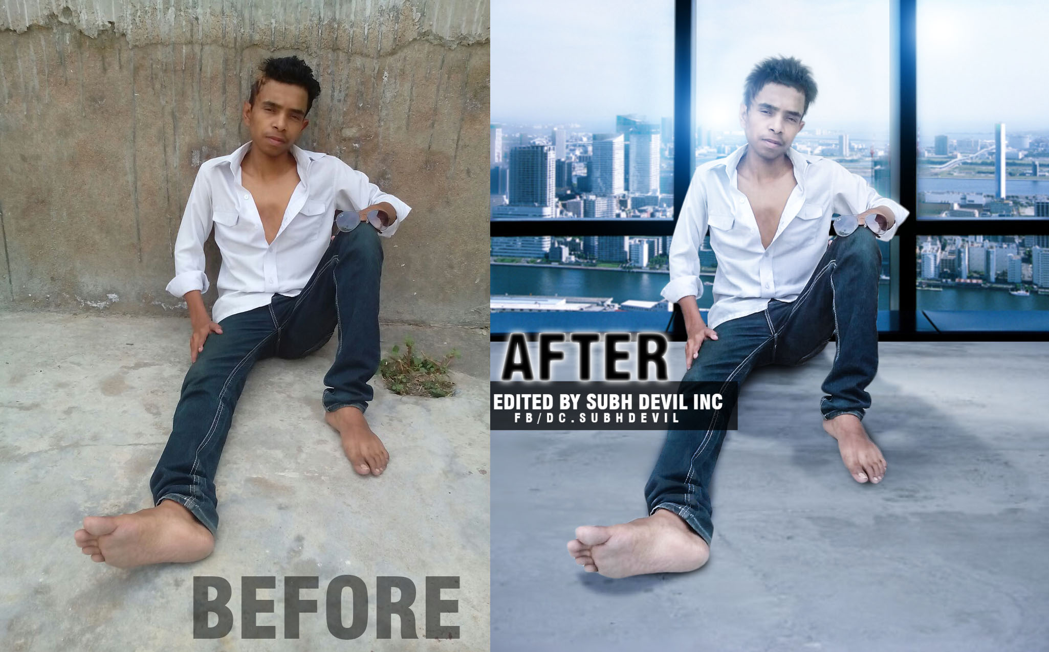 edit your photos in cool style