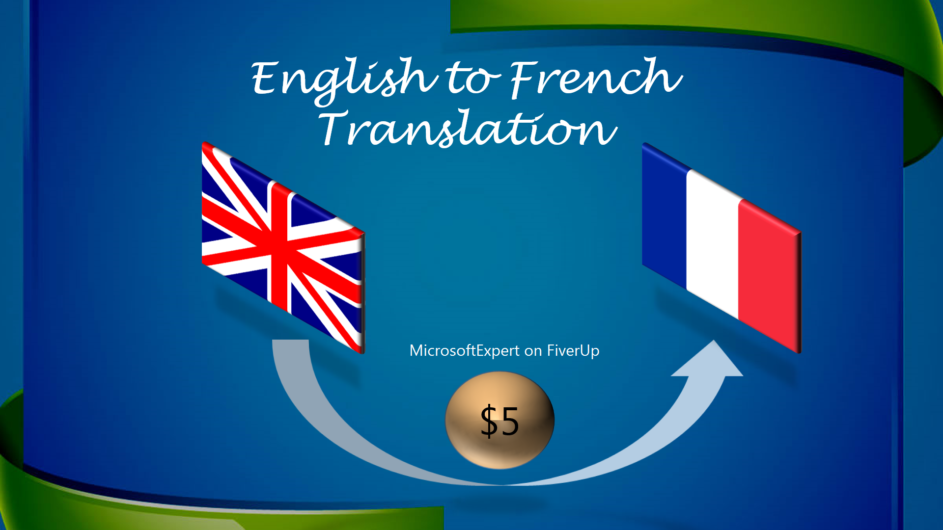 do a human translation from English to French