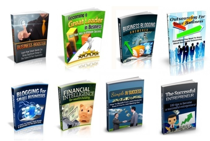 give you 100 MRR Business ebooks