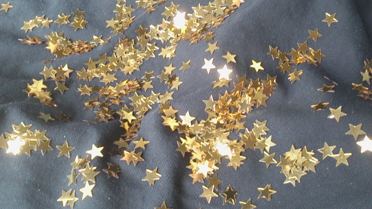 Send out an envelope of gold stars