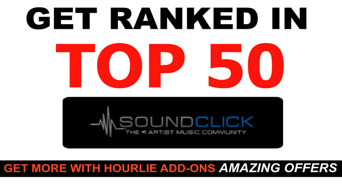 get Your SoundClick Song To TOP 50, 25