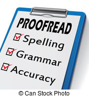 proofread any document