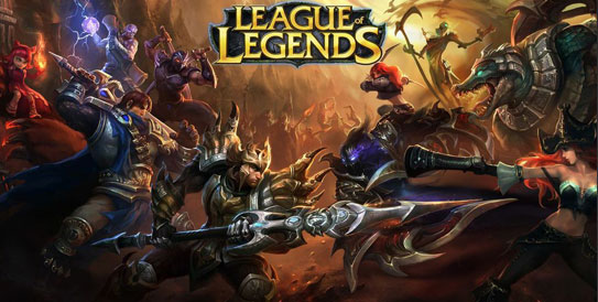 sell League of Legends accounts