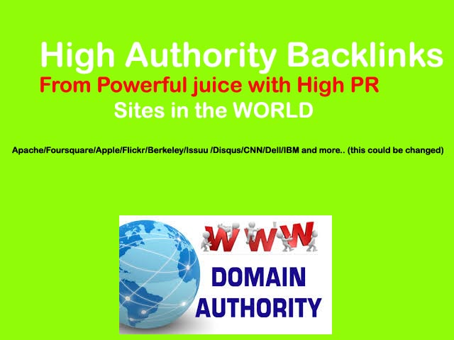 60 High Authority Backlinks for Your Website Rank Booster