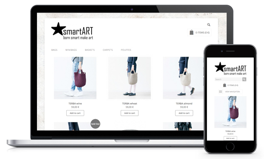 create your Online Store with MobiFOR