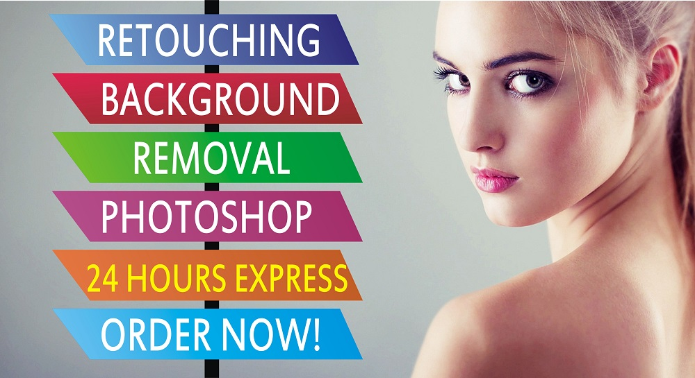 edit retouch background removing