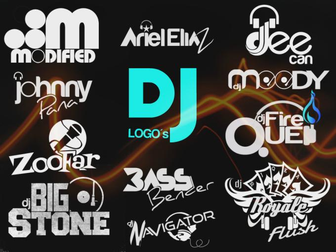 create for you hands down the best artist/dj name designs