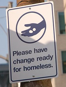 MAKE YOU THE SAME SIGN I USE TO MAKE $100 PLUS DAILY PANHANDLING