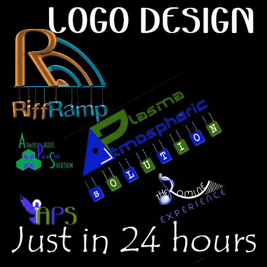 design a stunning logo or brand identity