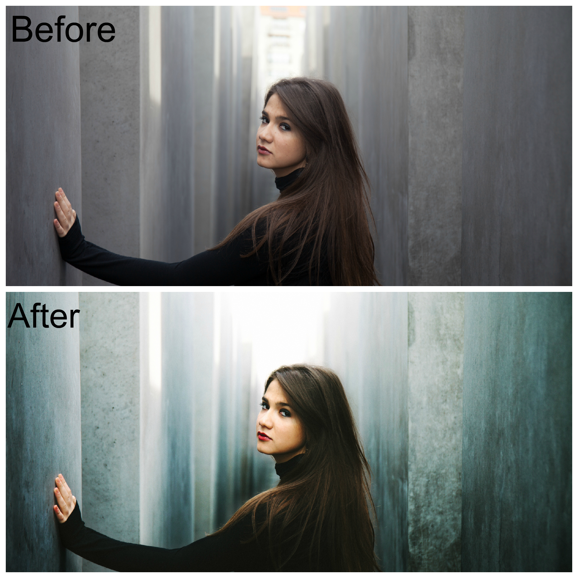 retouch and enhance any photo using Photoshop and Lightroom