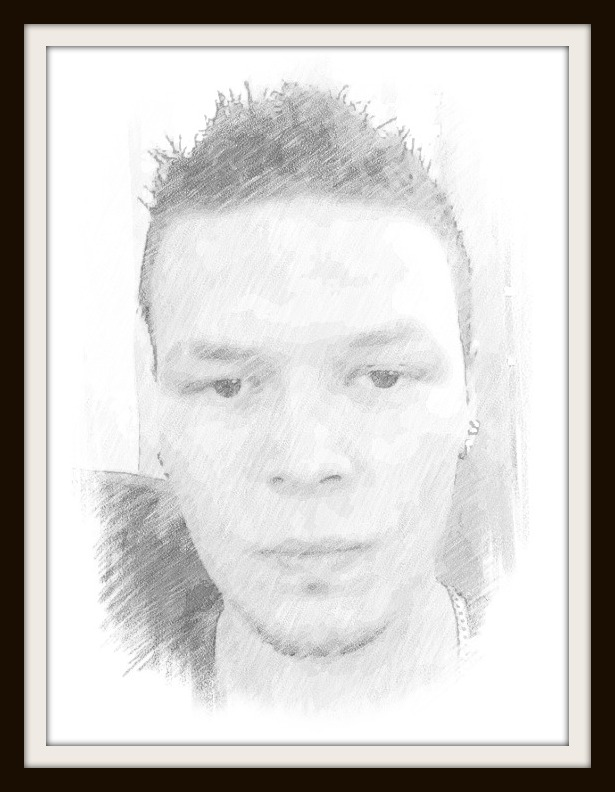 turn your portrait photo into a pencil sketch