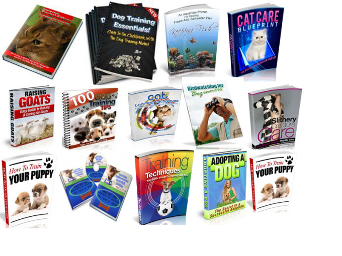 give you Pet Related 30 ebooks