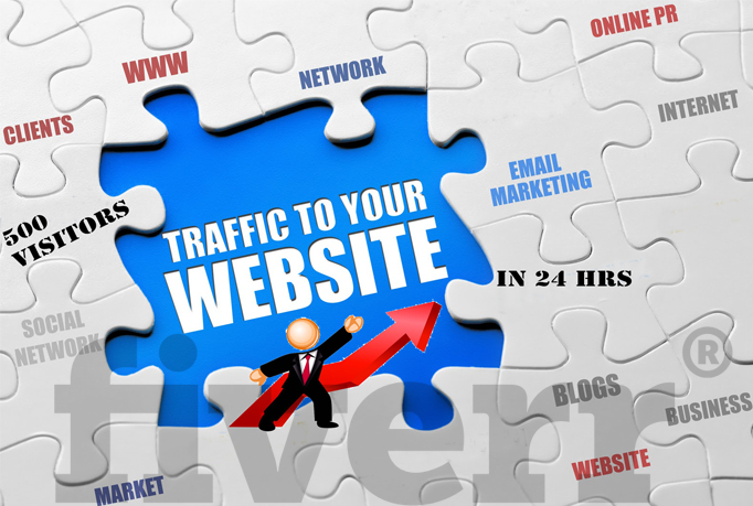 give you 1K traffic to your web site