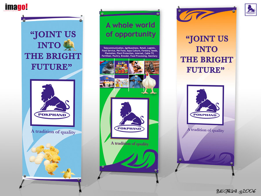 design Outstanding Banner for you