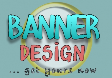 Design an Animated Gif BANNERS