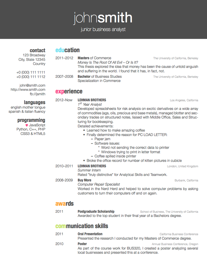 OPTIMIZE YOUR RESUME