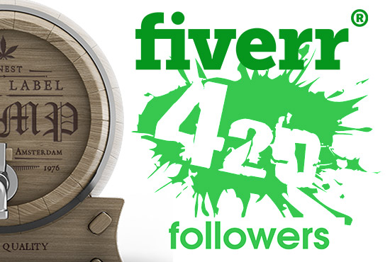 promote your cannabis link to 11K 420 Followers