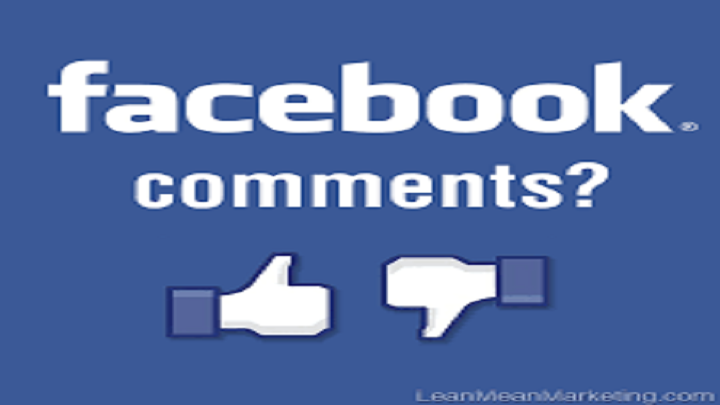 provide 100 facebook comments.