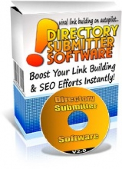 give you directory submitter software with master resell rights