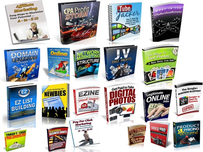 give you 100 PLR Ebooks