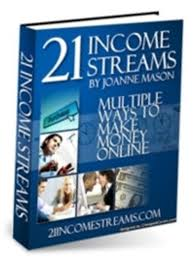 resell my 21 Income Streams ebook to you