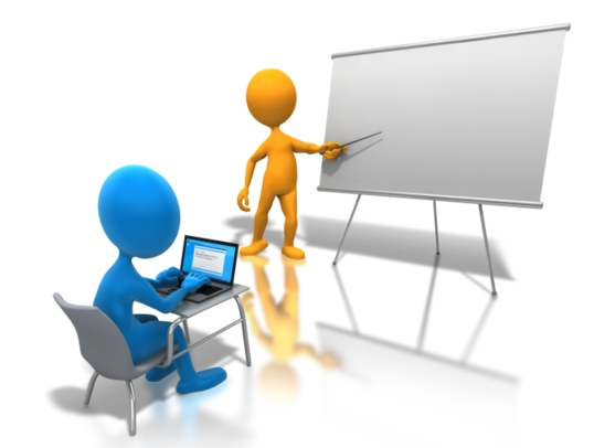 make an awesome POWERPOINT presentation